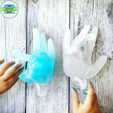 Ice Hands
