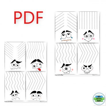 Easy Scissors Practice-PDF