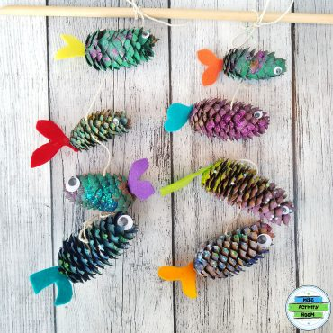 Pinecone Fishes