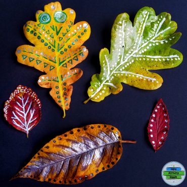 Leaf Decorating