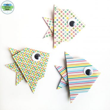 Origami Fishes