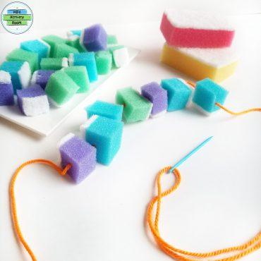 Sponge Beads