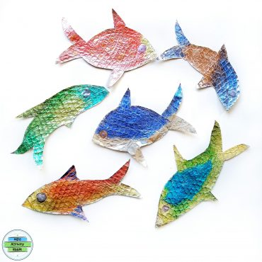 Foil Fishes