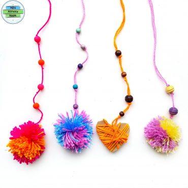 Yarn Pompoms