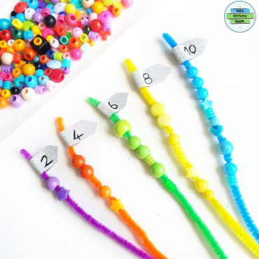Bead Counting-Color Sorting